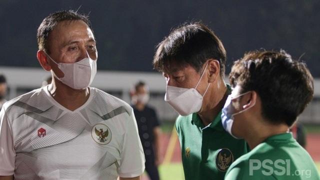 HLV Shin Tae Yong: Cầu thủ Indonesia không thua kém Hàn Quốc - 2