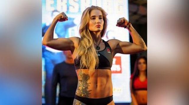 Điểm danh những nữ võ sĩ MMA xinh đẹp, gợi cảm nhất thế giới - 2