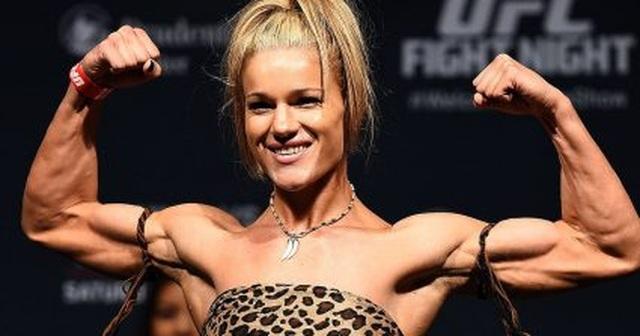 Điểm danh những nữ võ sĩ MMA xinh đẹp, gợi cảm nhất thế giới - 5