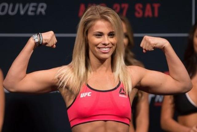 Điểm danh những nữ võ sĩ MMA xinh đẹp, gợi cảm nhất thế giới - 9