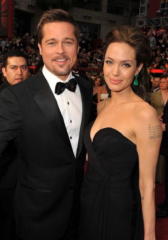 Lịch sử tình ái nổi tiếng của Angelina Jolie trước khi quyết định độc thân - 7