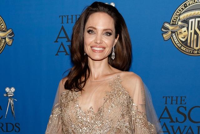 Lịch sử tình ái nổi tiếng của Angelina Jolie trước khi quyết định độc thân - 12