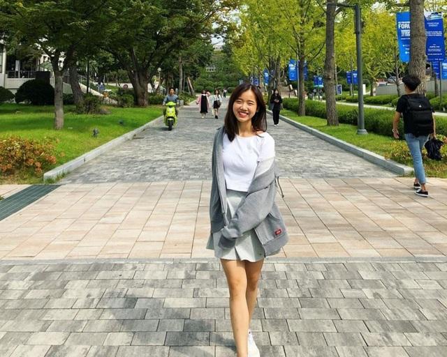Sức hút và cảm hứng từ cô nàng du học sinh Việt tại Hàn Quốc - 5