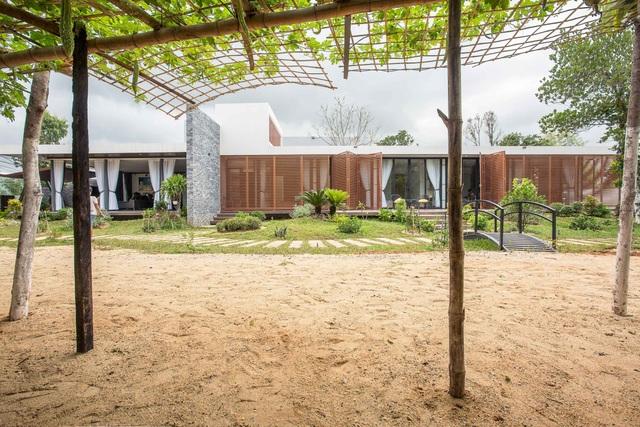 Nhà vườn trốn khói bụi ngắm mãi không chán ở Quảng Nam - 14