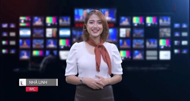 Hành trình trở thành MC chuyên nghiệp từ con số 0 của nữ sinh Thăng Long - 10