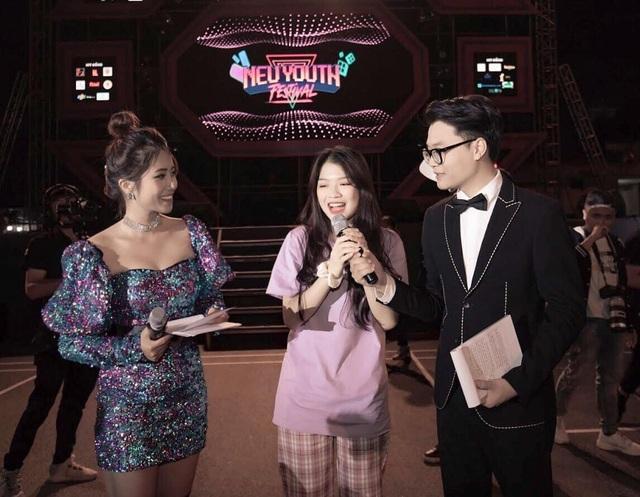 Hành trình trở thành MC chuyên nghiệp từ con số 0 của nữ sinh Thăng Long - 5