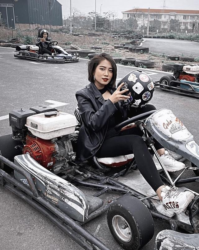 Hành trình trở thành MC chuyên nghiệp từ con số 0 của nữ sinh Thăng Long - 9