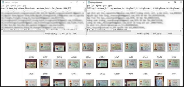 Ảnh chụp CMND, thông tin cá nhân của hàng ngàn người Việt bị hacker rao bán - 1