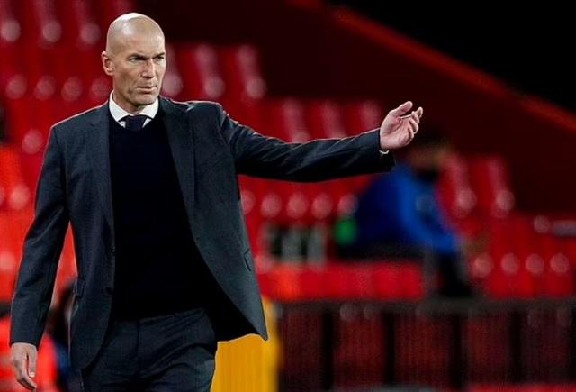 HLV Zidane thông báo chia tay Real Madrid - 1