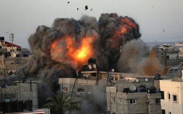 Chiến thuật mưa tên lửa của Hamas khiến Vòm Sắt quay cuồng đánh chặn - 2
