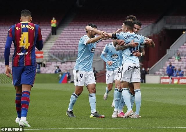 Atletico và Real Madrid thắng nghẹt thở, Barcelona tan mộng vô địch La Liga - 13