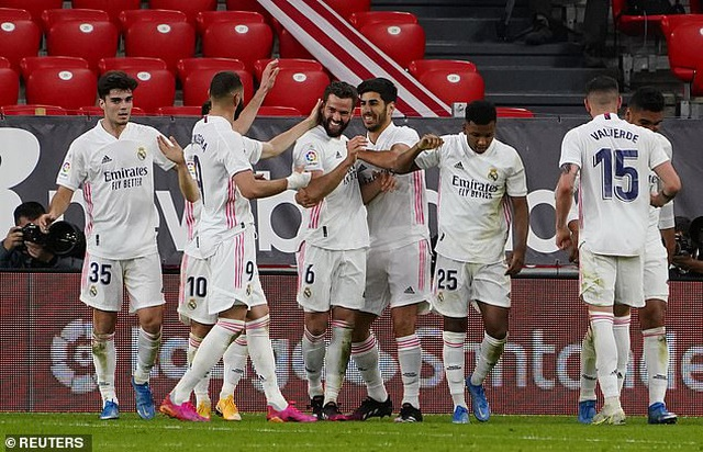 Atletico và Real Madrid thắng nghẹt thở, Barcelona tan mộng vô địch La Liga - 8