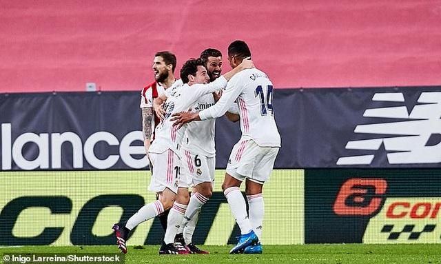 Atletico và Real Madrid thắng nghẹt thở, Barcelona tan mộng vô địch La Liga - 9