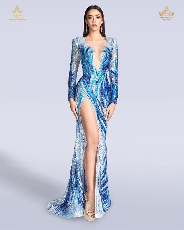 Mexico đăng quang hoa hậu, Việt Nam dừng chân ở top 21 Hoa hậu Hoàn vũ - 6