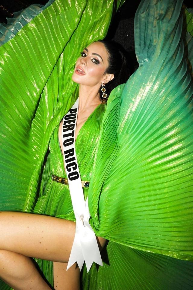Mexico đăng quang hoa hậu, Việt Nam dừng chân ở top 21 Hoa hậu Hoàn vũ - 7