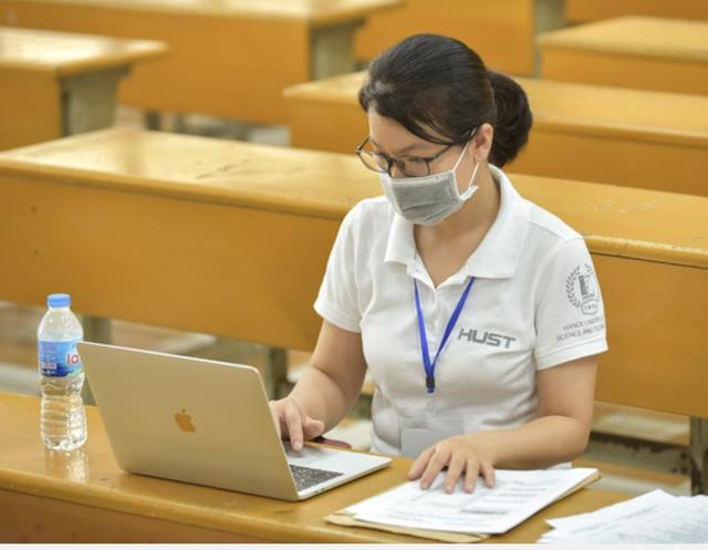 Hơn 200 hội đồng Bách khoa Hà Nội phỏng vấn online 2000 thí sinh tài năng - 3