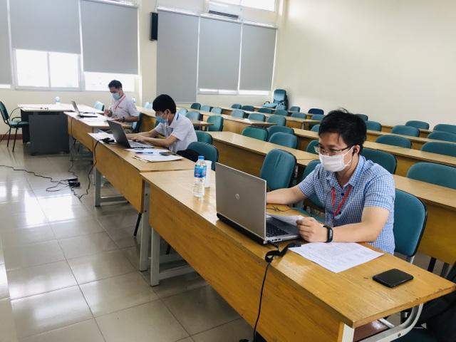 Hơn 200 hội đồng Bách khoa Hà Nội phỏng vấn online 2000 thí sinh tài năng - 2