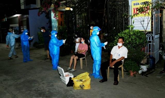 Hà Nam: 4 trường hợp dương tính với SARS-COV-2, liên quan ổ dịch Lý Nhân - 2