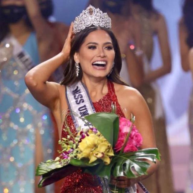 Mexico đăng quang hoa hậu, Việt Nam dừng chân ở top 21 Hoa hậu Hoàn vũ - 1