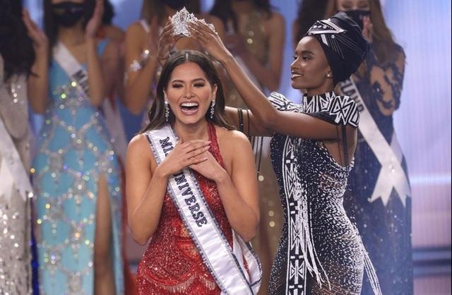 Mexico đăng quang hoa hậu, Việt Nam dừng chân ở top 21 Hoa hậu Hoàn vũ - 2
