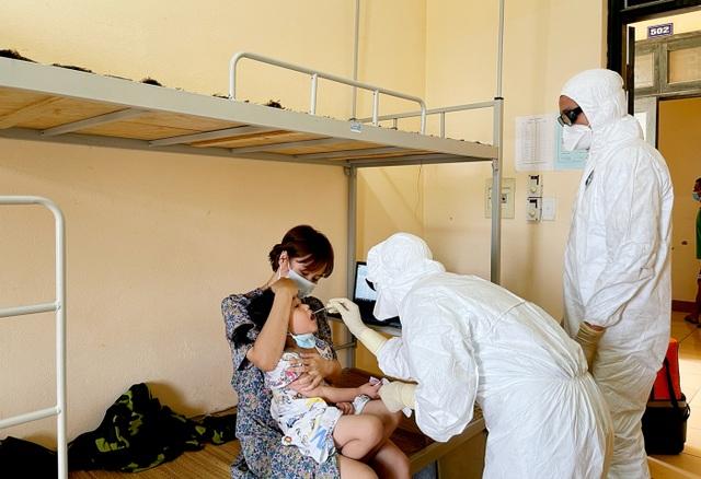 Báo cáo khẩn về 2 ca dương tính SARS-CoV-2 mới ở Phú Thọ - 1