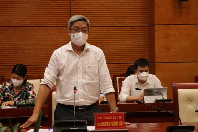 Bắc Ninh: 13 bệnh nhân dương tính tiên lượng nặng - 2