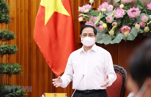 Thủ tướng Phạm Minh Chính: Đợt dịch lần này tạo sức ép lớn! - 2