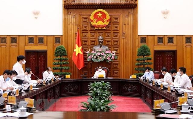 Thủ tướng Phạm Minh Chính: Đợt dịch lần này tạo sức ép lớn! - 1