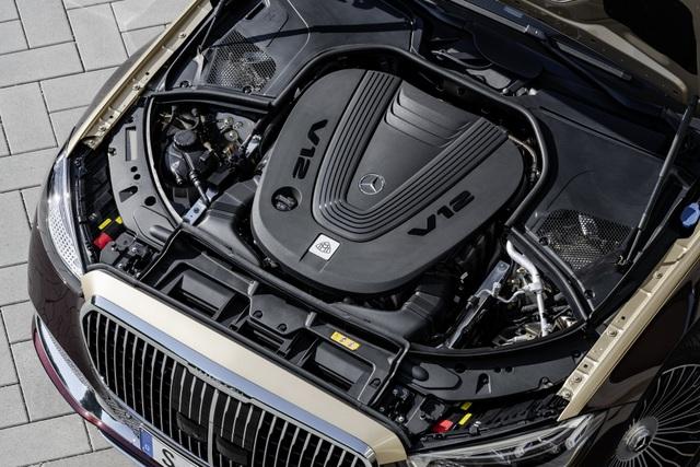 S680 4MATIC tạo lập đỉnh cao mới cho Mercedes-Maybach - 22