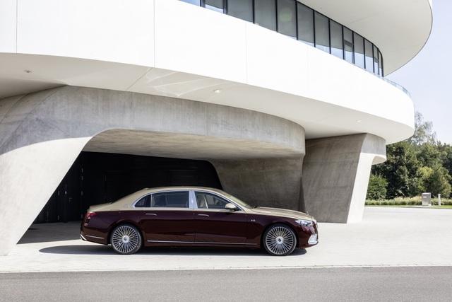 S680 4MATIC tạo lập đỉnh cao mới cho Mercedes-Maybach - 8