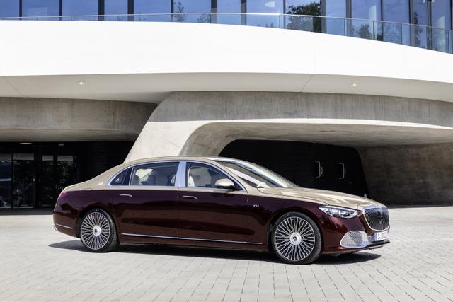 S680 4MATIC tạo lập đỉnh cao mới cho Mercedes-Maybach - 5