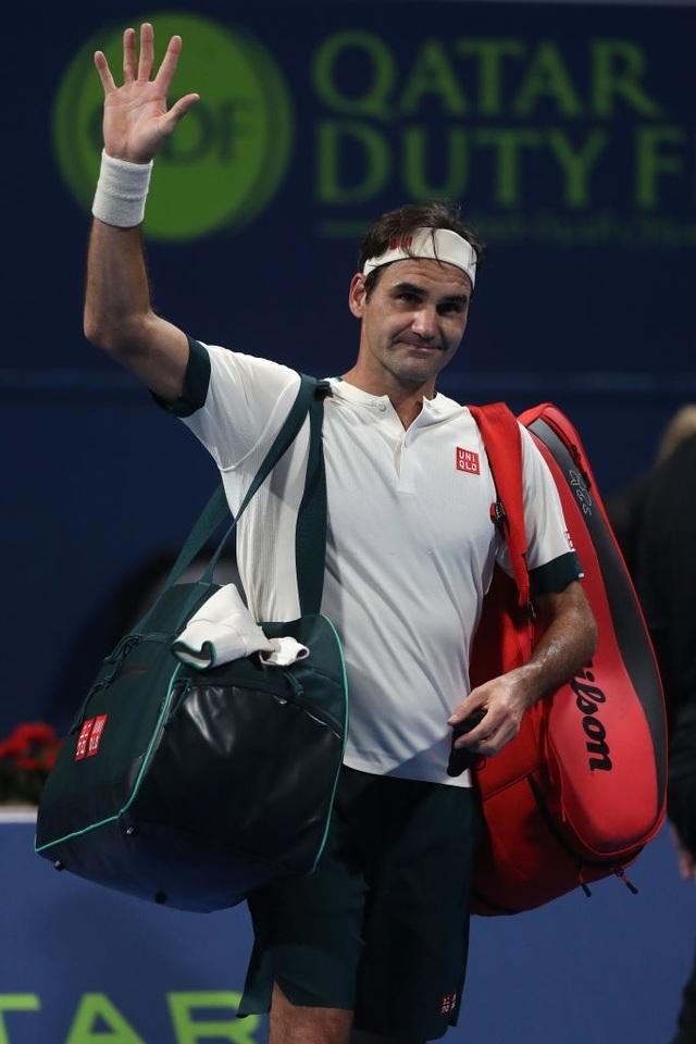 Federer bất ngờ trở lại sân đất nện trước thềm Roland Garros - 2