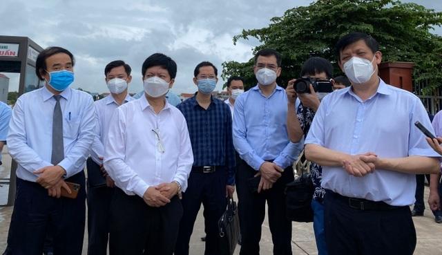 Bắc Giang: Lo ngại dịch từ khu công nghiệp lan ra cộng đồng - 2