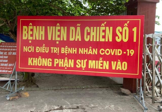 Bắc Giang: Lo ngại dịch từ khu công nghiệp lan ra cộng đồng - 3