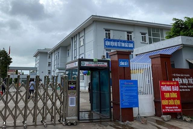 Bộ trưởng Y tế: Lực lượng nòng cốt sẽ bám trụ Bắc Giang - 2