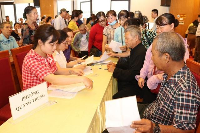 Hà Nội: Hơn 125.000 lao động tự do nhận hỗ trợ từ gói 62.000 tỷ đồng - 1