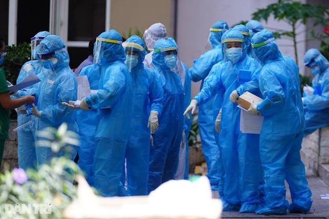 TPHCM: Phát hiện ca dương tính SARS-CoV-2 tại chung cư ở Thủ Đức - 2