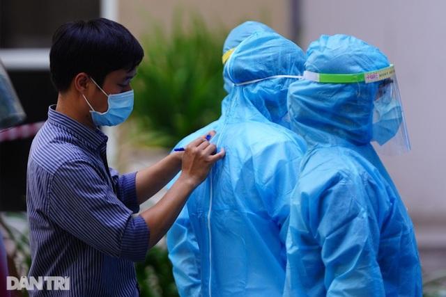 TPHCM: Phát hiện ca dương tính SARS-CoV-2 tại chung cư ở Thủ Đức - 3