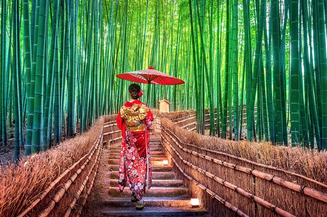 Lạc lối trong rừng tre Arashiyama - niềm tự hào của cố đô Kyoto - 7