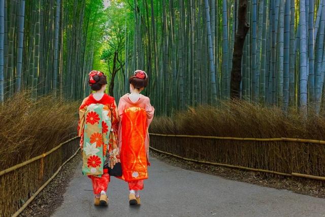 Lạc lối trong rừng tre Arashiyama - niềm tự hào của cố đô Kyoto - 6