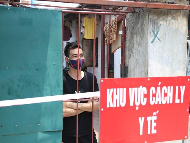 Hà Nội: Công nhân chật vật sống trong nhà trọ giữa những ngày cách ly - 1