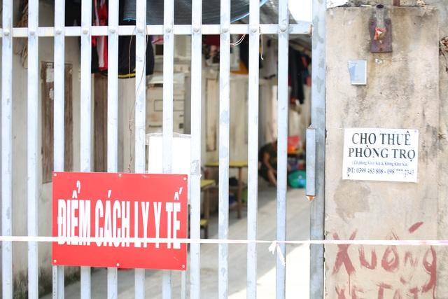 Hà Nội: Công nhân chật vật sống trong nhà trọ giữa những ngày cách ly - 4