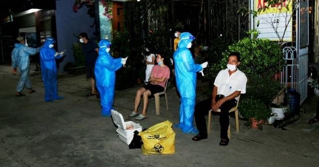 Hà Nam: Thêm 3 ca dương tính với SARS-CoV-2 - 2