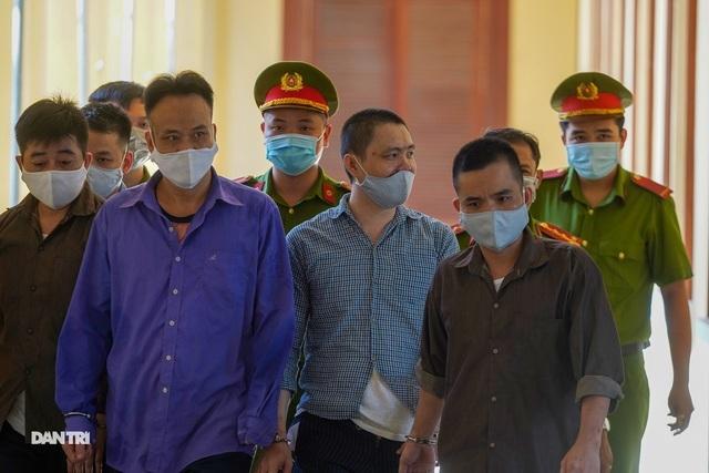 Kết quả phiên xử vụ Tuấn khỉ bắn 5 người tử vong - 1