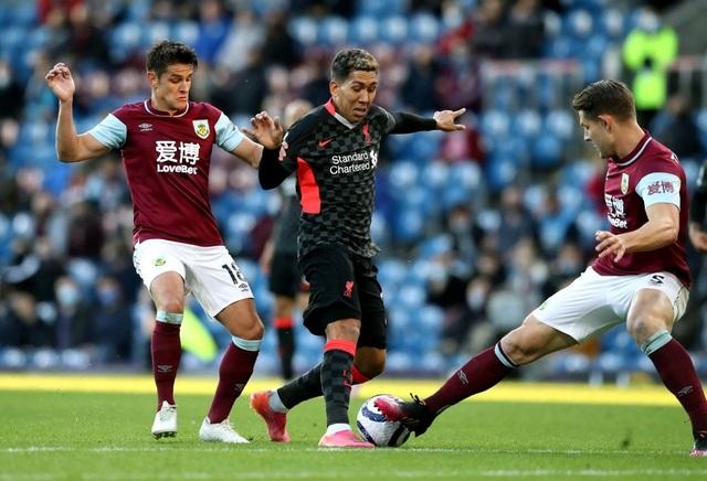 Thổi bay Burnley, Liverpool chen chân vào top 4 Premier League - 1