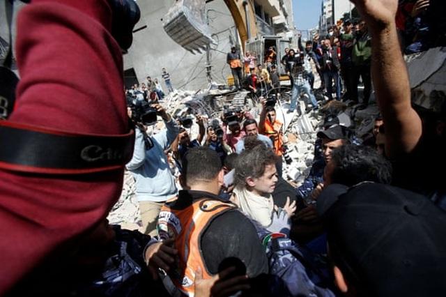 Trẻ em Gaza hoảng loạn giữa địa ngục chiến tranh - 1