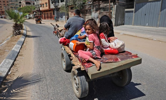 Trẻ em Gaza hoảng loạn giữa địa ngục chiến tranh - 3