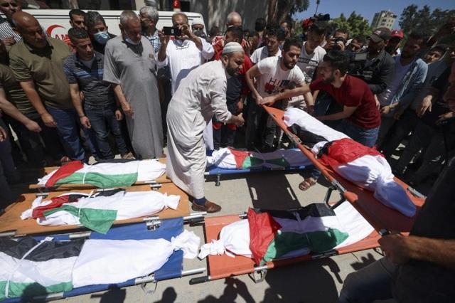 Trẻ em Gaza hoảng loạn giữa địa ngục chiến tranh - 5