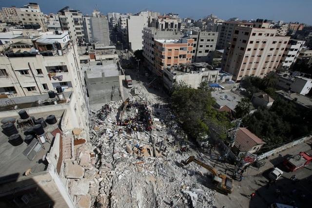 Trẻ em Gaza hoảng loạn giữa địa ngục chiến tranh - 6