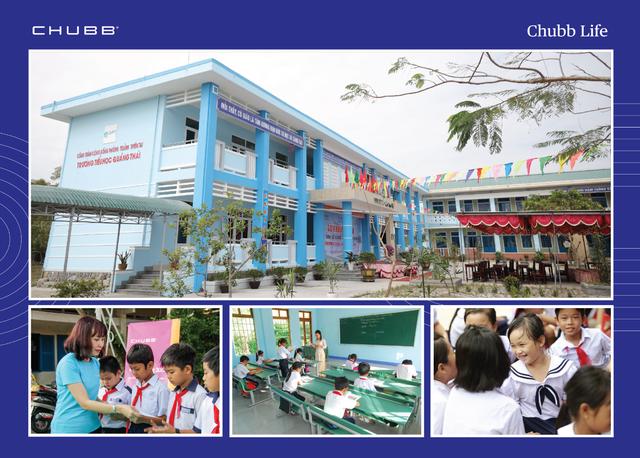 Chubb Life Việt Nam tự hào đóng góp cho giáo dục Việt: Hành trình nối bờ tri thức - 2